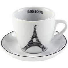 Espresso Cup - like these? Bar Drinks, Wine Drinks, Coffee Drinks, Beverage, Cappuccino Cups, Espresso Cups, French Cup, Coffee Places, Teapots And Cups