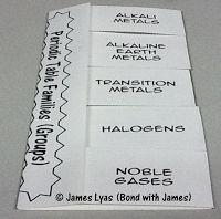 Chemistry Foldables...PT