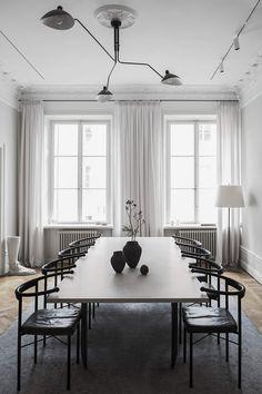 Eye-Catching Swedish Home Full Of Life – Bungalow5