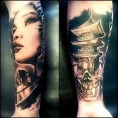 Amazing tattoo work