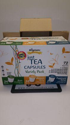 Wegmans -Tea Capsules (Combo) -72ct