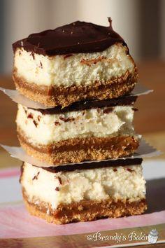 Dulce de Leche Cheesecake Bars