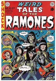 The Ramones poster Ramones, Rock Posters, Band Posters, Phish Posters, Gig Poster, Print Poster, Comic Book Covers, Comic Books Art, The Beatles