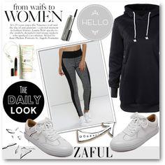 Fashion by tanja133 on Polyvore featuring moda, MAC Cosmetics, Fall, SportFashion and zaful