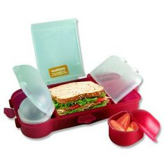 pink nude food mover lunch boxes