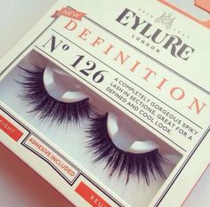 Gorgeous lashes and a prettier alternative to Koko Goddess, although Goddess is one of my favs