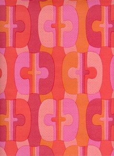 Cool retro wallpaper from the 60's
