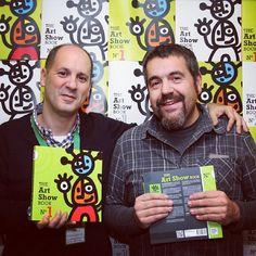 The Artshow Book Nº1  Donibane & Makusikusi #artshow #artshowcollective #makusikusi #donibane