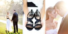 Black and White NJ Wedding by Kay English
