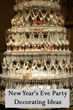 new years eve party ideas #nye #newyearparty #newyearsevepartyideas & New Years Eve Glamour Party | Pinterest | Glamour Glamour party and ...