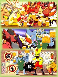 Pokemon Comics, Pokemon Memes, Mega Pokemon, Pokemon Funny, Cool Pokemon, Gardevoir Comic, Pokemon Stories, Chibi, Funny Parrots
