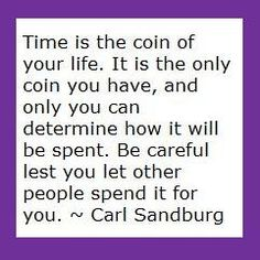 And too many people are letting others spend it for them ...