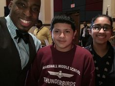 Sending #PositiveVibes from #MarshallMiddle in #WichitaKS We had a great time!