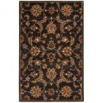 India House Charcoal (Grey) 3 ft. 6 in. x 5 ft. 6 in. Area Rug