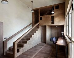 Timber Treehouse Addition Adds Almost 200 Sq Ft of Living Space to Moscow Flat | Inhabitat - Sustainable Design Innovation, Eco Architecture, Green Building