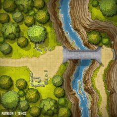 Virtual Tabletop, Tabletop Rpg, Tabletop Games, Fantasy Map, Fantasy Places, Diorama, Fantasy Inspiration, Writing Inspiration, Rpg Map