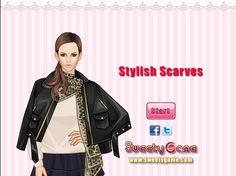 Ubierz dziewczynę w szaliki, które prezentują się niezwykle modnie! http://www.ubieranki.eu/ubieranki/9715/modne-szaliki.html