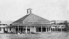 Fort Brown guardhouse, Brownsville, Texas - Mexicans in the Civil War Brownsville Texas, Rio Grande Valley, San Angelo, South Texas, Texas History, Mexicans, Old West, History Facts, Historical Photos