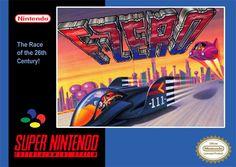 F-Zero (Super Nintendo / 1990)