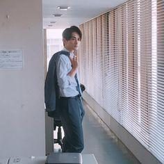 Japanese Boy, Actor Model, Cute Guys, Cherry, Actors, Boys, Hair, Baby Boys, Cute Teenage Boys