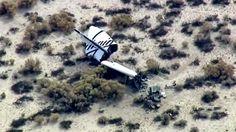 Virgin Galactic pilot recalls colleague's crash - BBC News