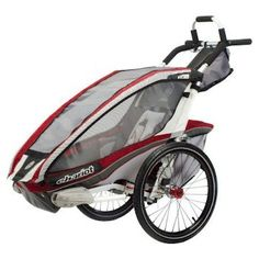 Chariot-CX-1-Bike-Trailer  Next purchase to save for once Vegas is paid off!