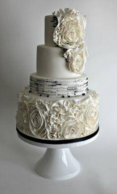 love symphony - by lafabrik @ CakesDecor.com - cake decorating website