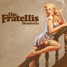 The Fratellis - Costello music - Henrietta