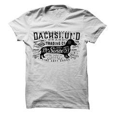 Dachshund T-Shirts, Hoodies. ADD TO CART ==► https://www.sunfrog.com/Pets/Dachshund-T-Shirt.html?id=41382