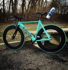 aventon track bike. love this color, would look good next to my pink one