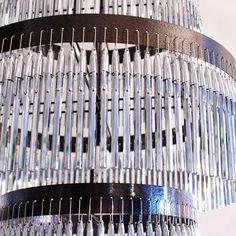Lampa wisząca Volivik 347 srebrna enPieza! - casa-bella - oświetlenie to nasza pasja