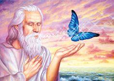 Gracias Amado Padre Celestial por tu Inmenso Amor, y Gracias por enseñarme a volar y transformarme en el Ser de Luz en la Guerrera de Luz, en la Diosa de Luz, Gracias Eternamente. Bendiciones a ti Padre-Madre Celestial. Te Amo, Te Amo, Te Amo.