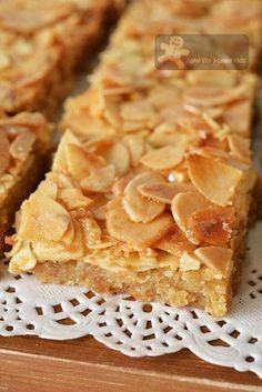 Honey Almond Slices again!