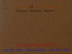 Terrazzo Cleaning Companies in Jupiter FL