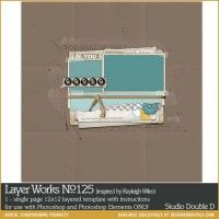 Layer Works No. 125