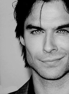 Ian Somerhalder--there's a smile I can trust--not-- ... <3 www.24kzone.com