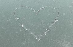 An 'ice heart' from God tells a chronic worrier to chill out!