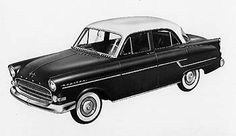 1956 Opel Kapitan