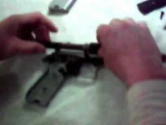 How To Convert A BB Gun Into A .22 Survival Pistol - Easy Modification - The Good Survivalist