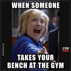 #gymkiss  #gymmeme  #gymhumour   #gymfunny Gym Memes, Gym Humor, Workout Humor, Funny Gym, Funny Fitness, Lift Heavy, When Someone, No Worries, Motivation