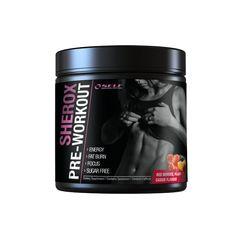 SHEROX Pre-Workout fra Self Omninutrition øker ytelsen din på trening! Denne shaken øker prestasjonen, konsentrasjon, fettforbrenning og restitusjon. Formelen inneholder aminosyrer, urteekstrakt og koffein, og er spesielt utviklet for henne. Du får større utbytte av treningen og bedre mental prestasjon! Fat Burning, Shake, Sugar Free, Container, Workout, Food, Smoothie, Work Out, Essen