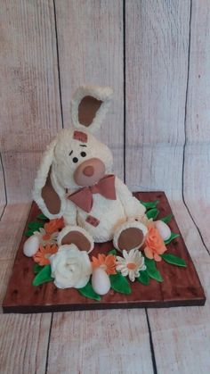 Easter bunny  by Petra