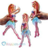 Pop ballerina -  Koppen.com