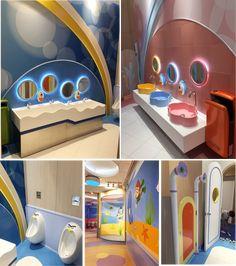 Kids Cubby Houses, Kids Cubbies, Daycare Design, Classroom Design, Kids Restaurants, Preschool Decor, Kids Cafe, Kindergarten Design, Hospital Design