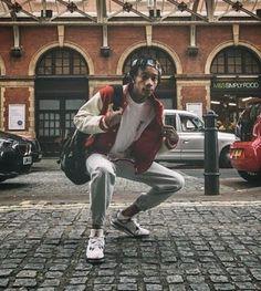 Celeb Sneaker Game: Wiz Khalifa Wearing Air Jordan 4 Retro 'White Ceme...