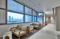 Pacific Fertility Institutes by Acromec Engineers Pte Ltd. Interior Design by Nicholas Merrow-Smith of design consultant Merrowsmith Design Partnership Pte Ltd, Singapore. Specialists in hospital and clinic interiors.
