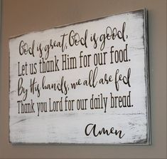 Dining Room Wall Decor, Kitchen Wall Art, Signs For Kitchen, Dining Room Quotes, Dining Rooms, Kitchen Wall Sayings, Diy Kitchen, Dinning Room Ideas, Rustic Kitchen Wall Decor