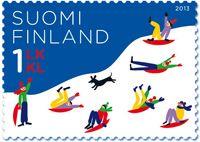 Posti online shop Stamps Pulkkamäki-postimerkki