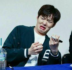 Btob Changsub, Yook Sungjae, Minhyuk, Im Hyun Sik, Born To Beat, Wtf Face, Cube Entertainment, K Idol, My Melody