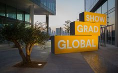 """Check out this @Behance project: """"Global Grad Show"""" https://www.behance.net/gallery/32297701/Global-Grad-Show"""
